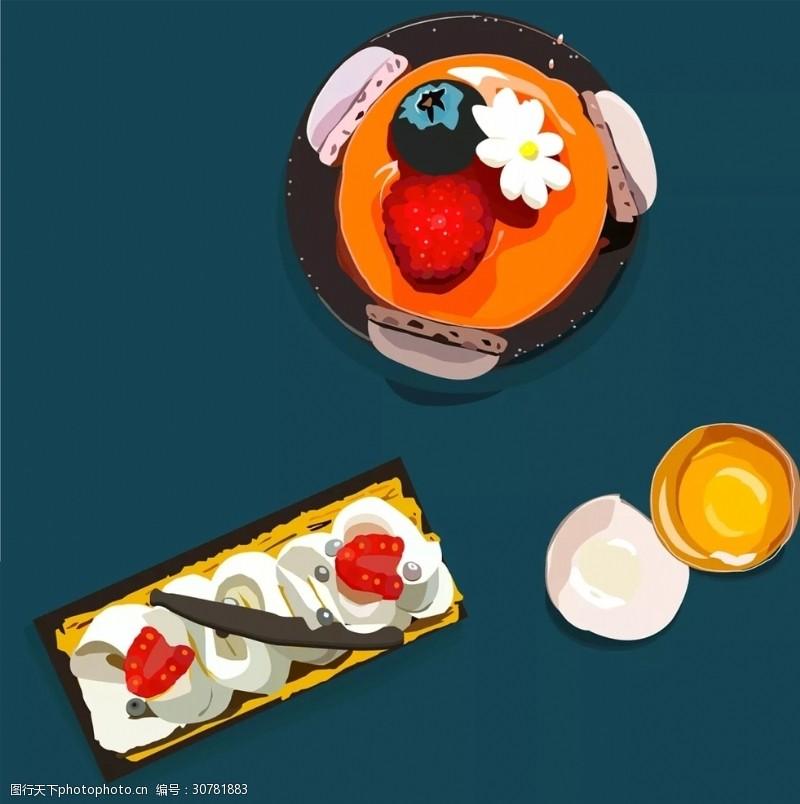 下午茶甜品設計