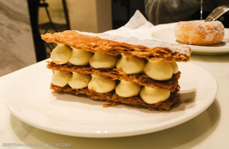 下午茶法式甜品甜點