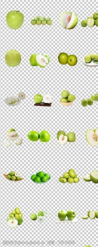 青棗新鮮水果大青棗健康綠色營養