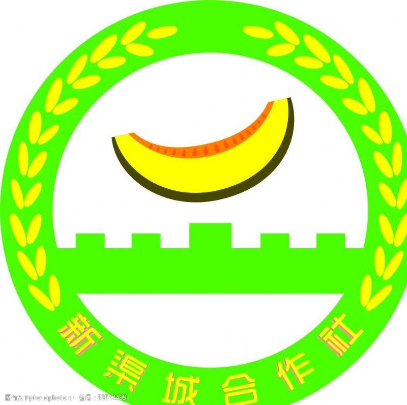 cdrlogo設計哈密瓜
