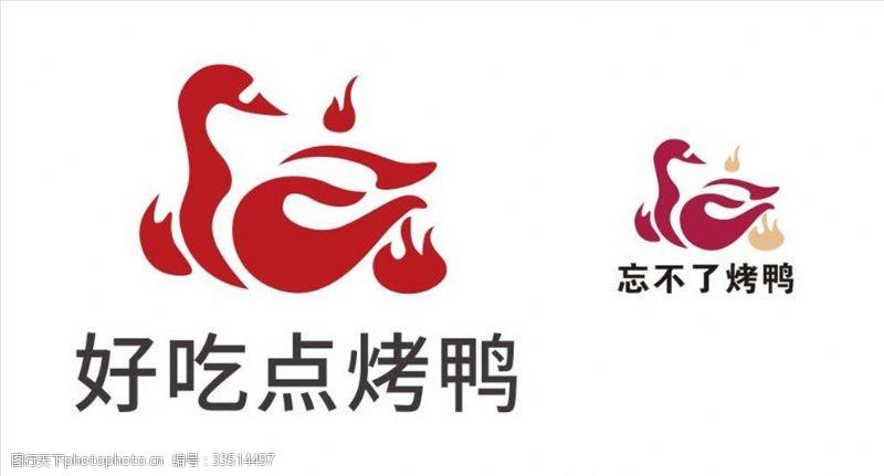 cdr烤鴨logo