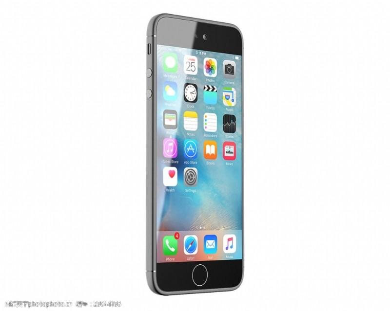 手机图片素材漂亮苹果手机效果图免抠png透明素材