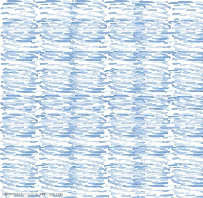矢量图案共享水彩泼墨底纹背景