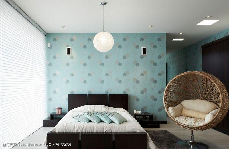 豪华装潢卧室装修