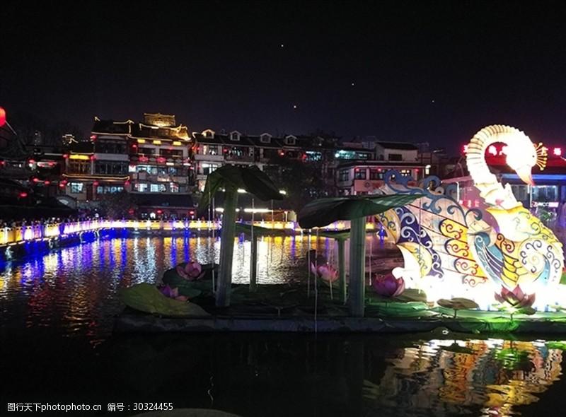 黔桂缘传媒夜景