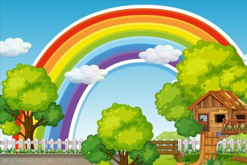 彩虹条彩虹