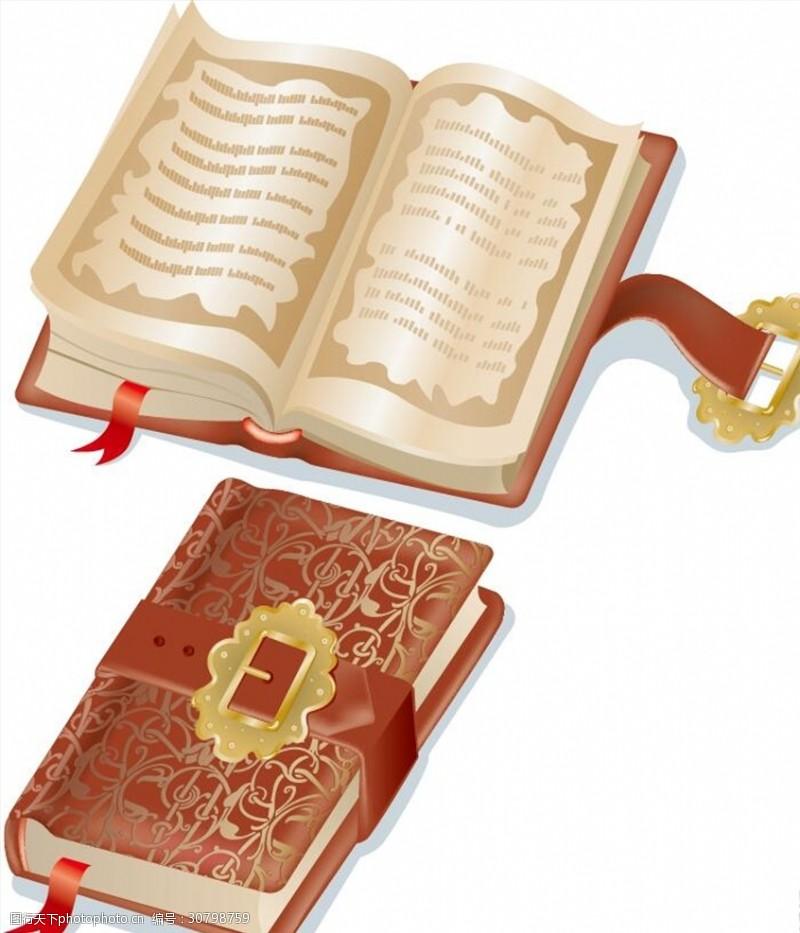 工作空间笔记本书籍