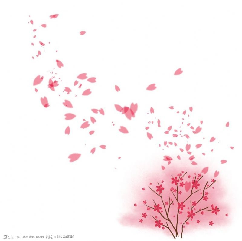 樱花广告樱花