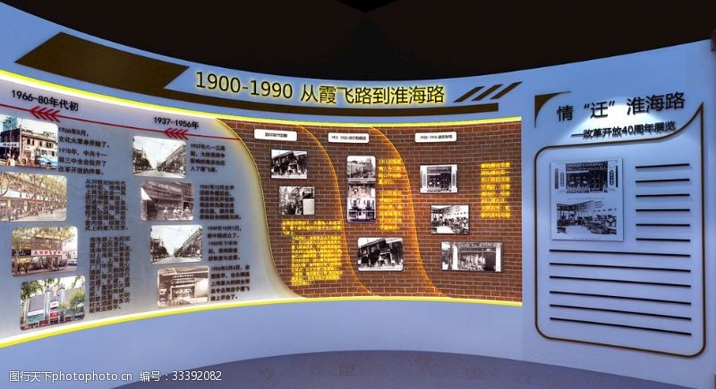 3d模型下载上海历史展丨孙中山展厅
