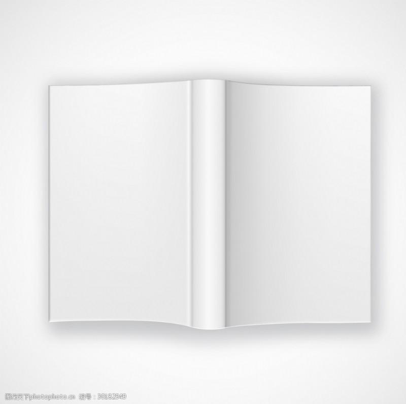 图书封面模板