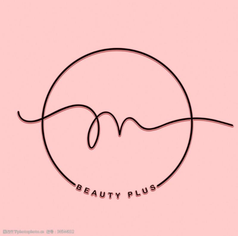 beauty标志logo