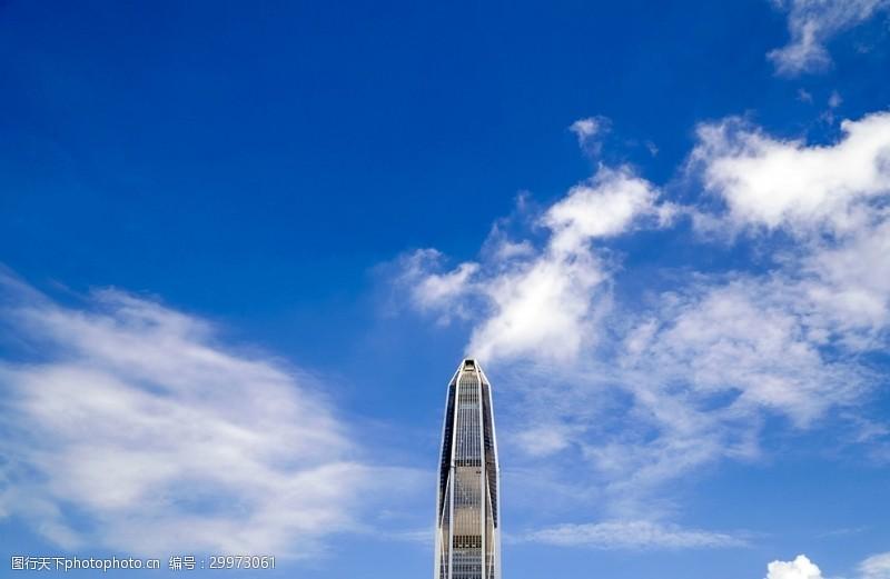 高建筑深圳平安金融国际中心