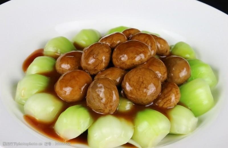 菇子香菇白菜