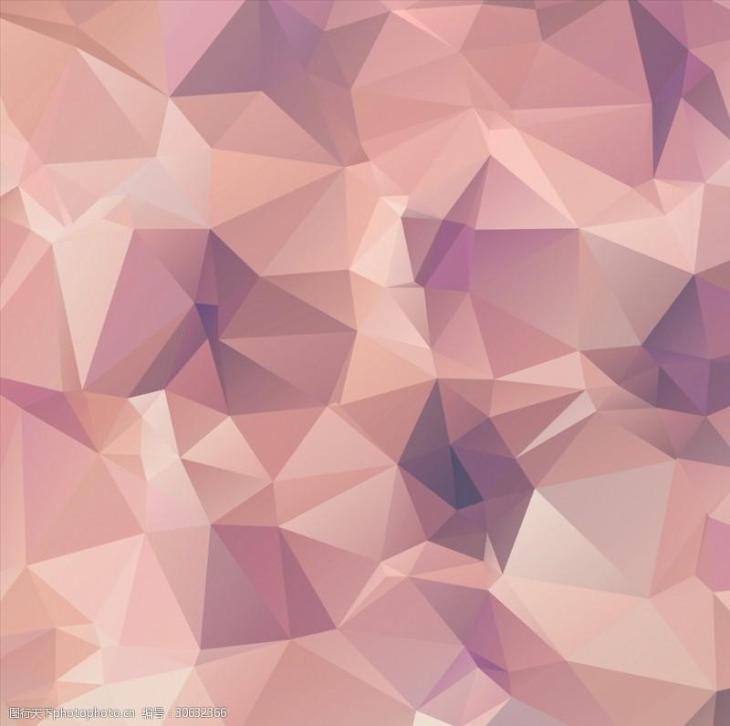设计图案素材渐变几何多边形抽象背景底纹