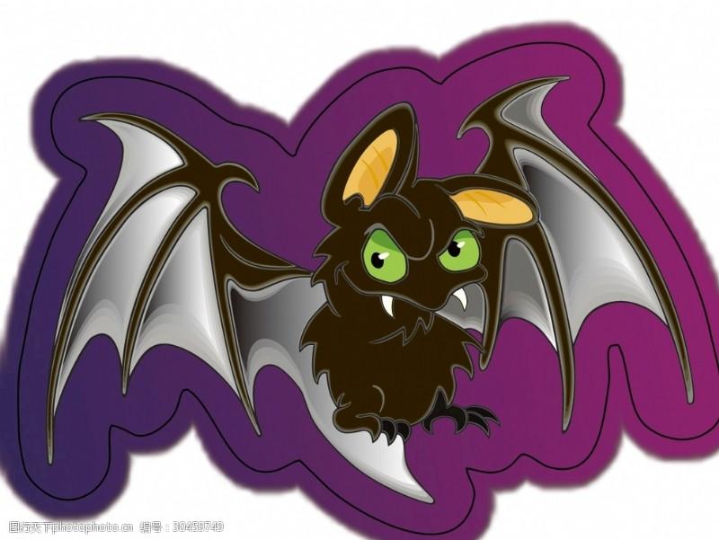 卡夫万圣节蝙蝠