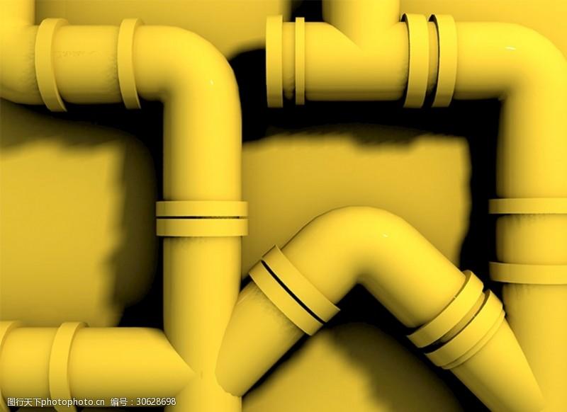 8管管3D管道图背景图片素材